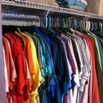 衣類の保管